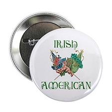 "Irish American Unity 2.25"" Buttons (10 pack)"