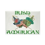 Irish American Unity Magnets (10 pack)