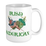 Irish American Unity Large Mug