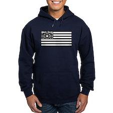 BD777 - Flag Hoodie