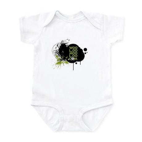 Logo wooloomooloo Infant Bodysuit