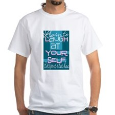 Learn to Laugh at Yourself T-Shirt