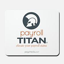 Payroll Titan Mousepad