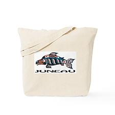 Alaska Juneau Tote Bag