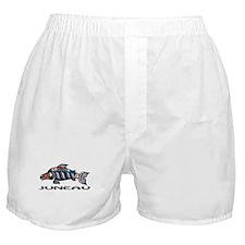 Alaska Juneau Boxer Shorts