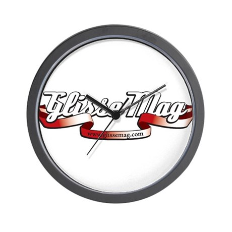 Glissemag Wall Clock