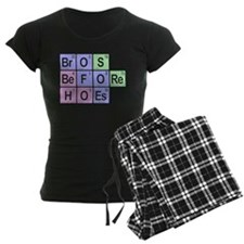 Chemistry Bros Before Hoes Pajamas