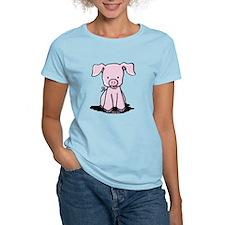 Sittin' Piggie T-Shirt