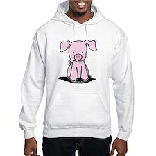 Sittin' Piggie Hoodie