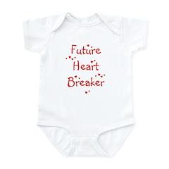 Future Heart Breaker Infant Bodysuit