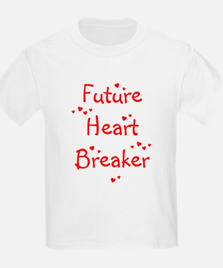 Future Heart Breaker Kids T-Shirt