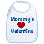 Mommy's Valentine - Red Heart Bib