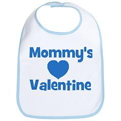 Mommy's Valentine Bib