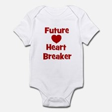 Future Heart Breaker Infant Bodysuit