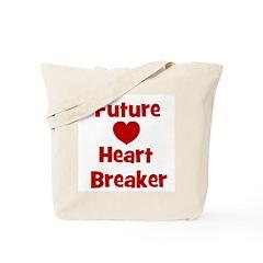 Future Heart Breaker Tote Bag