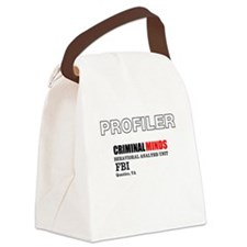 Profiler Canvas Lunch Bag