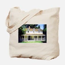 The Mountain House Tote Bag