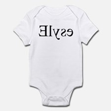 Elyse: Mirror Infant Bodysuit