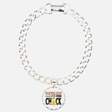 Endometrial Cancer Messed With Wrong Chick Bracelet