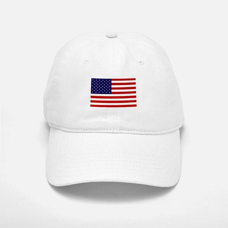 American Flag Baseball Baseball Cap