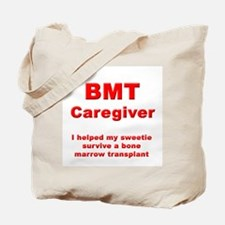 BMT Caregiver Tote Bag