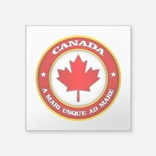 Canada Medallion Sticker