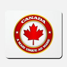 Canada Medallion Mousepad