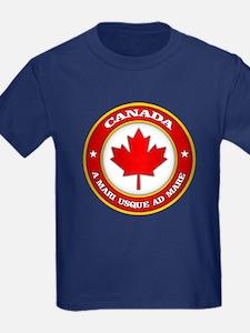 Canada Medallion T-Shirt