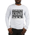 Shirt (Grey LS) M