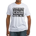 T-Shirt (Fitted)