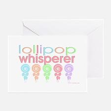 lollipop whisperer Greeting Cards (Pk of 10)