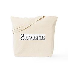 Savana: Mirror Tote Bag