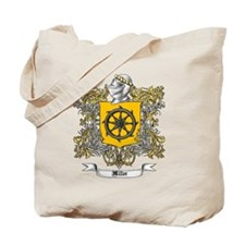 Miller Family Crest 3 Tote Bag