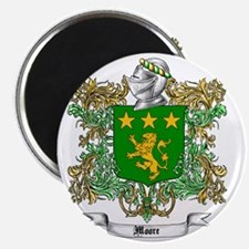 Moore Family Crest 1 Magnet