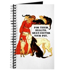 For Their Health * Dogs & Cats * - Journal