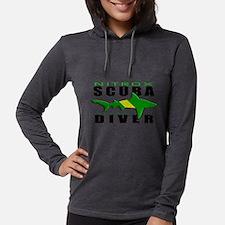 Scuba Diver: Nitrox Shark Long Sleeve T-Shirt