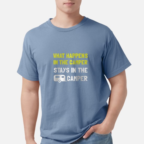 Happens Stays In Camper T-Shirt