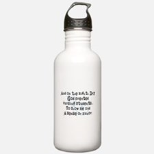 eighth day nursing students Water Bottle