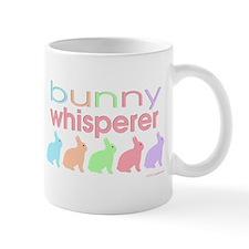 Bunny Whisperer Small Mugs