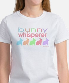 Bunny Whisperer Women's T-Shirt