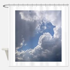 Clouds - Heaven - Weather Shower Curtain