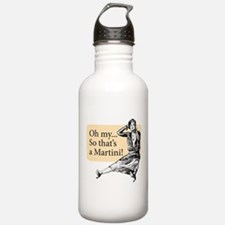 Retro Lady Cosmo - Water Bottle