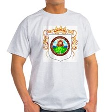 BRZOZOW Ash Grey T-Shirt