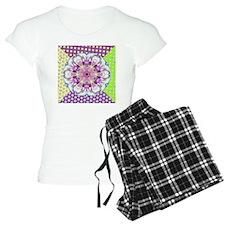 Kaleidoscope (checkers) Pajamas