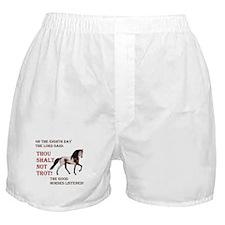 Not Trot - Rack Boxer Shorts