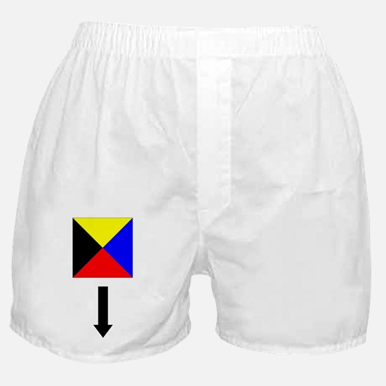 I Need A Tug Boxer Shorts