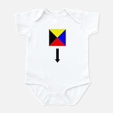 I Need A Tug Infant Bodysuit