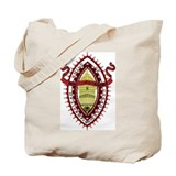 American guild of organists Canvas Totes