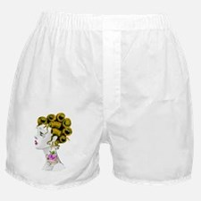 TATTOOED CURLERS (PART 2) Boxer Shorts