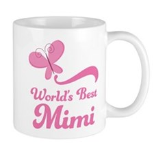 Worlds Best Mimi Mug